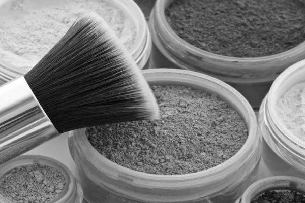 Polvos para maquillaje