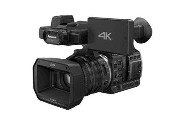 Equipo profesional de filmación