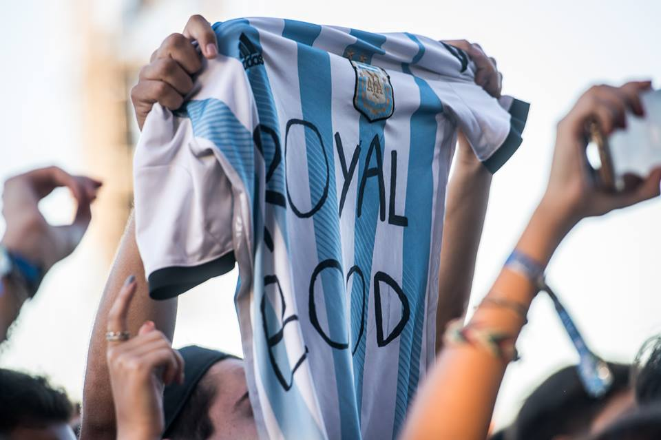 Royal Blood Argentina