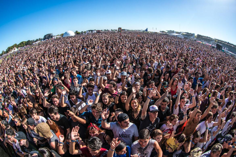 Lollapalooza Argentina 2018