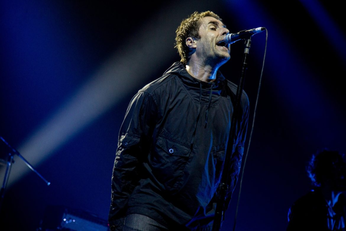 Liam Gallagher DirecTV Arena
