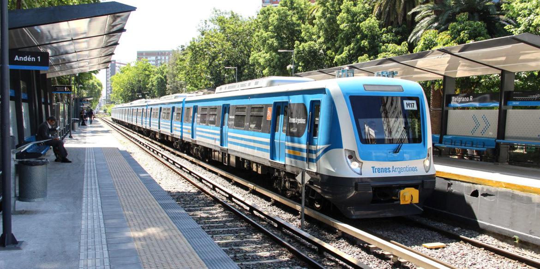 Tren Mitre