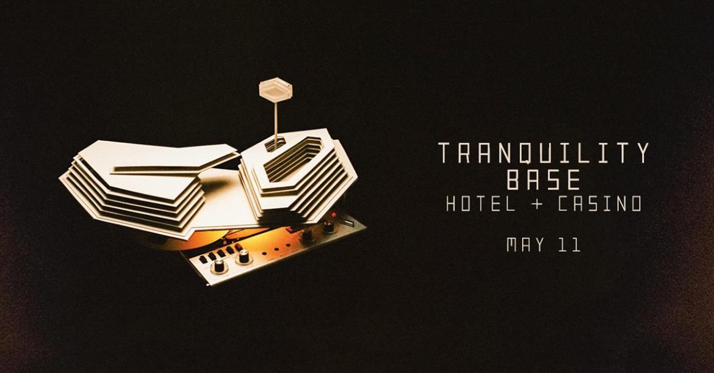 Tranquility Base Hotel & Casino Lyrics