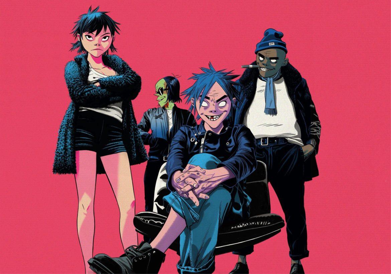 Nuevo álbum de Gorillaz The Now Now