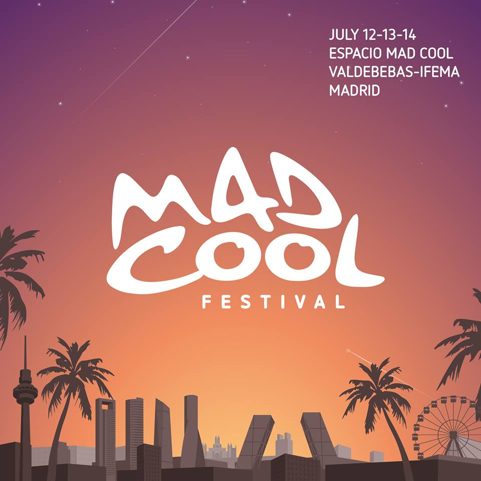 Streaming del Mad Cool Festival