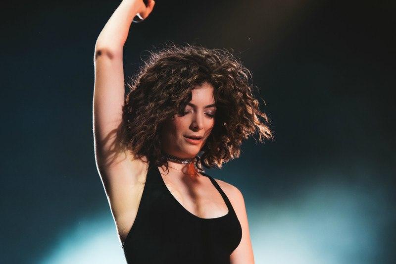Lorde en el Personal Fest 2018