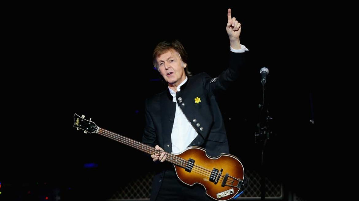 Paul McCartney vuelve a Argentina