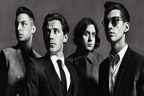 Arctic Monkeys en el Lollapalooza Argentina