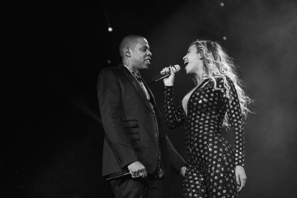Beyoncé en el Lollapalooza Argentina