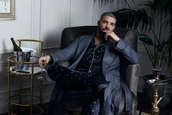 Drake en el Lollapalooza Argentina