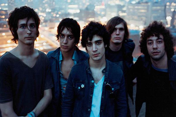 The Strokes en el Lollapalooza Argentina