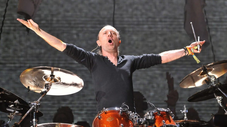 Lars Ulrich ama a Arctic Monkeys