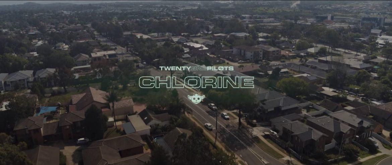 Twenty One Pilots lanza vídeo de Chlorine