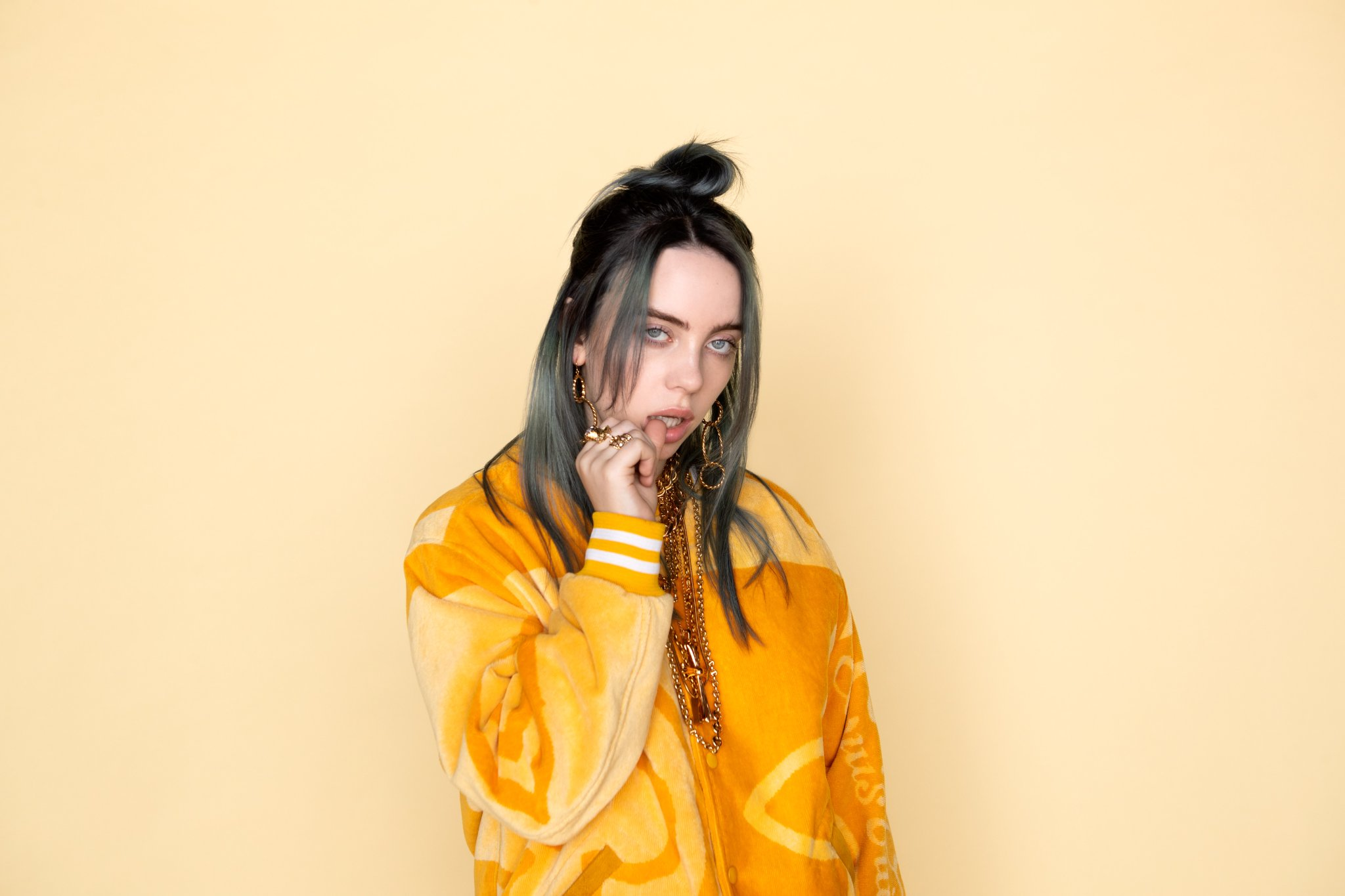 Artistas del Lollapalooza 2020 - Billie Eilish