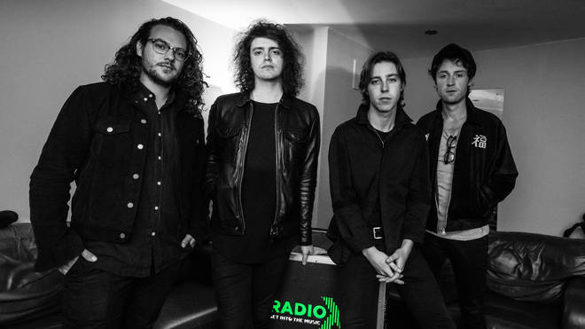 Catfish And The Bottlemen es una de las bandas que queremos en el Lollapalooza 2020
