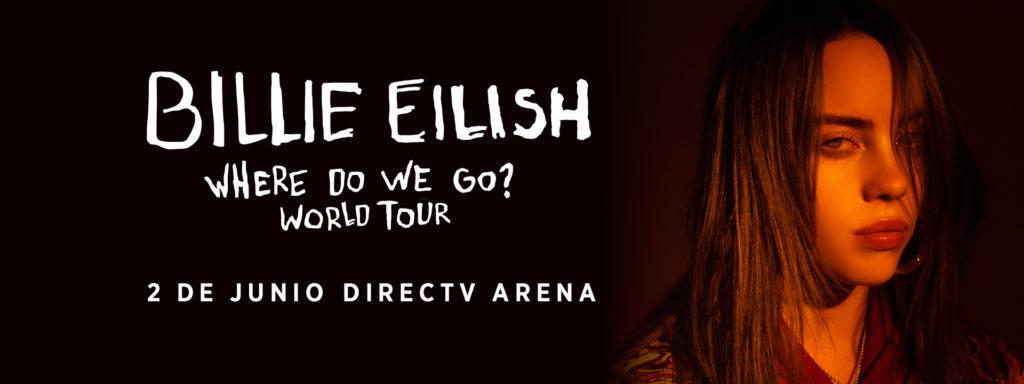 Billie Eilish en Argentina