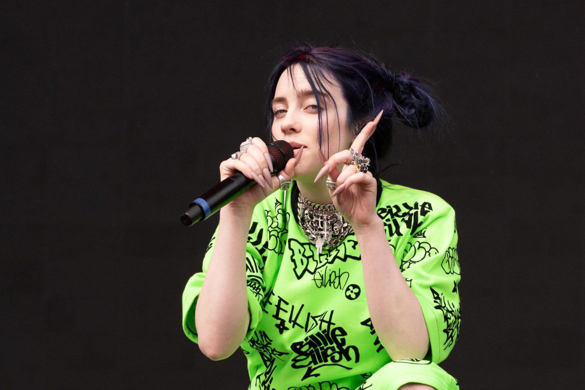 Billie Eilish en Argentina el 2 de junio de 2020